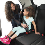 50% OFF - Grab-and-Go Car Booster Seat