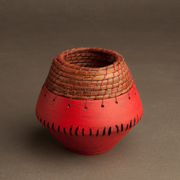 Small Volcano Vessel in assorted colors