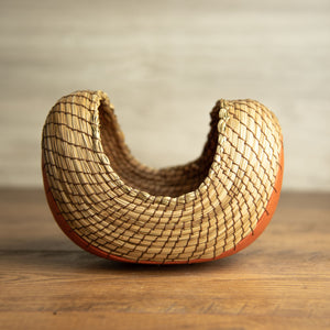 Terracotta Boat Vessel