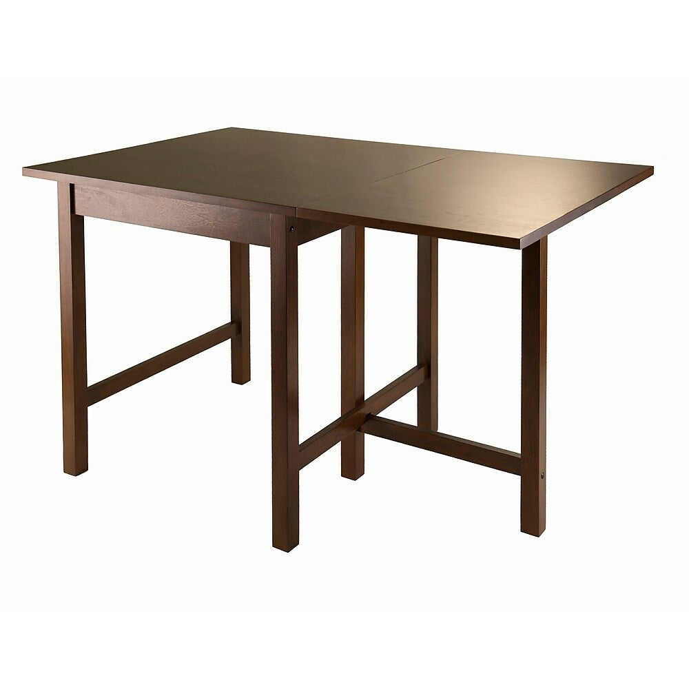 Landscape Lighting Around Pool, Winsome Lynden Drop Leaf Dining Table Staples Ca