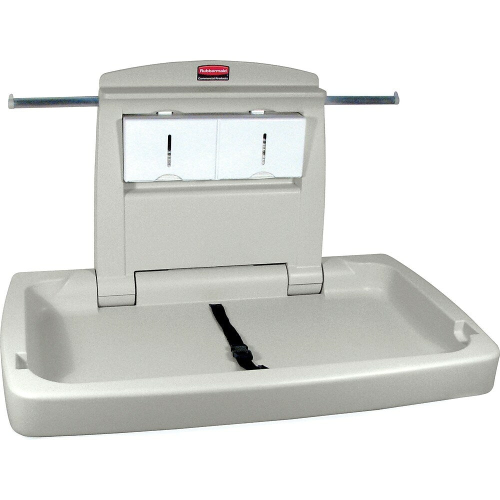Image of Horizontal Baby Changing Stations, JB910, Changing table
