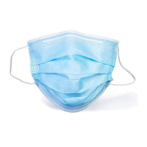 Orange River 3-Ply ASTM Level 2 Disposable Face Masks - 50 Pack