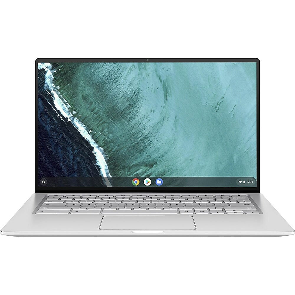 """Image of ASUS Chromebook Flip C436FA-DS599TW 14"""" Touch Screen Notebook, 1.6 GHz Intel Core i5-10210U, 512 GB SSD, 16 GB LPDDR3, Chrome OS"""