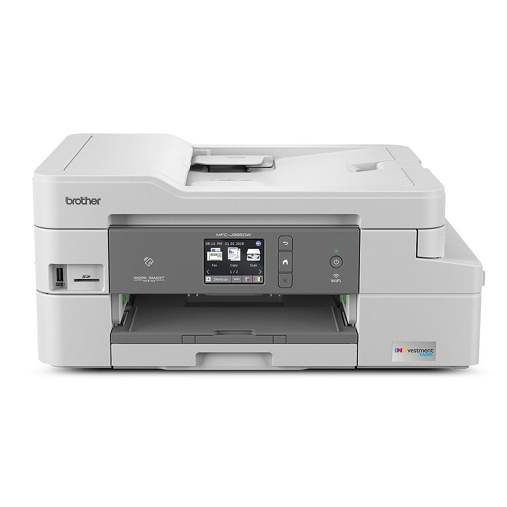 Brother MFC-J995DW All-in-One Colour Inkjet Printer | staples.ca