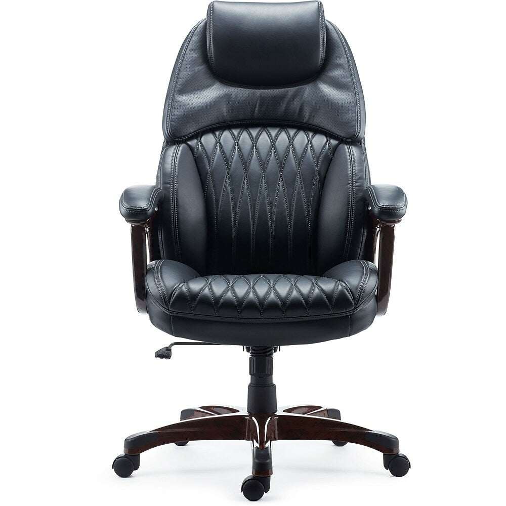 Staples Northman Bonded Leather Manager S Chair Staples Ca