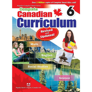 Popular Book Complete Canadian Curriculum - Grade 6