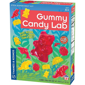 Thames & Kosmos Gummy Candy Lab STEM Experiment Kit