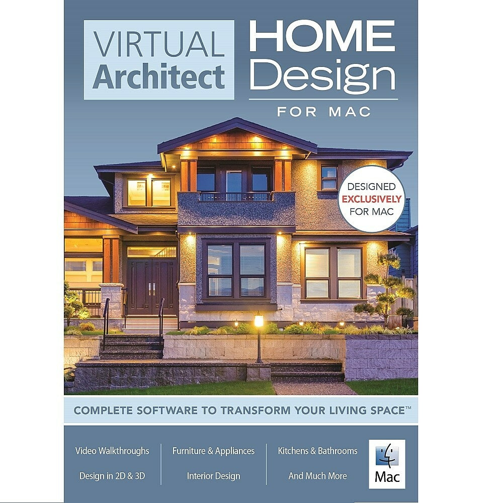 Virtual Architect Home Design Software For Mac Download Staples Ca
