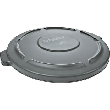 Image of Round Brute Containers, Tops Dollies, 3 Pack