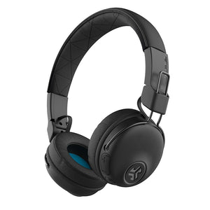 JLab Studio Wireless  Headphones, Bluetooth, Black