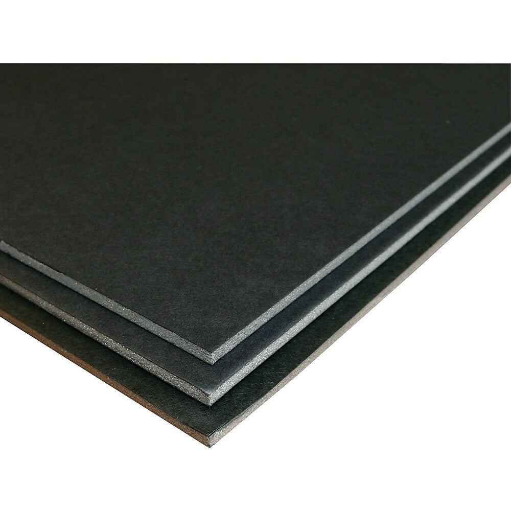 Staples Foam Board 20 X 30 Black 3 Pack Staples Ca