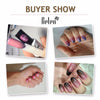 UV LED Temperature Color Changing Nail Polish