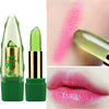 Natural ALOE VERA Changing Color Lipstick (Rose Red or Pinkish)