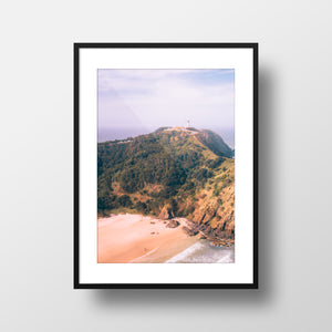 Byron Seascape (Paired Print - 1)