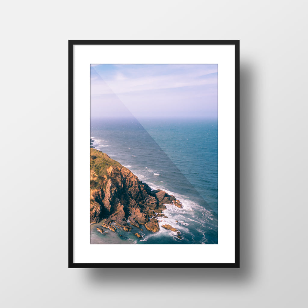 Byron Seascape (Paired Print - 2)