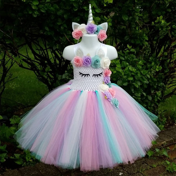 Tutu Dress  Prom Dress  Princess Dress – Her Colour eb6a38c7ebed