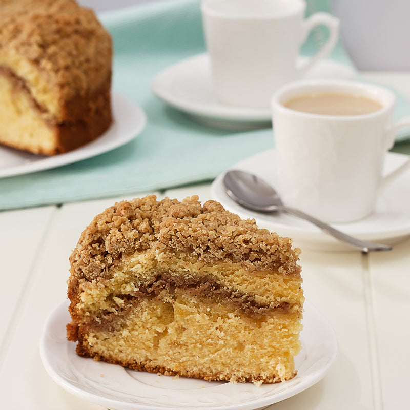 Streusel Cake Flavored Coffee