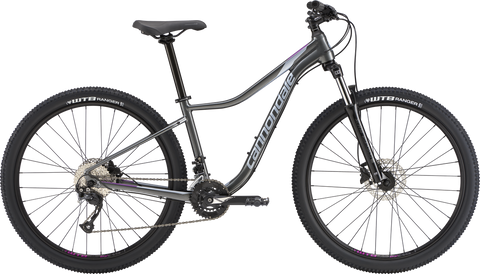 Cannondale Trail 4 Hardtail MTB Damenfahrrad 27,5 2019