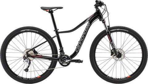 Cannondale Trail 2 Hardtail Mountainbike MTB Damenfahrrad 27,5 2018