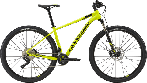 Cannondale Trail 4 Hardtail Mountainbike MTB 27,5 / 29 2018