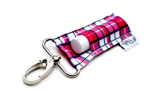 Plaid Lippyclip®