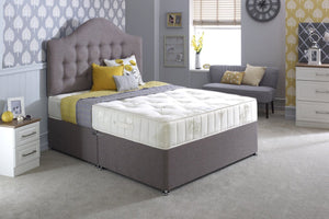 Bedmaster Mattress With A Double Bed