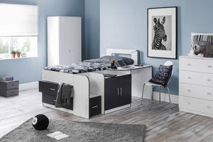 Full Children's Bedroom Furniture | Children's Bedside Tables