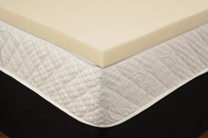 The Best Double Memory Foam Mattress Topper With A Bed Frame
