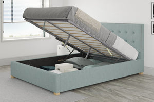 Ottoman Bed With A Solid Base