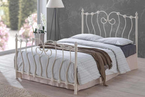 Time Living Metal Bed Frames Colours And Designs