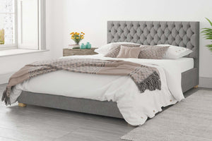Fabric Single Ottoman Beds For An Interior Design Look