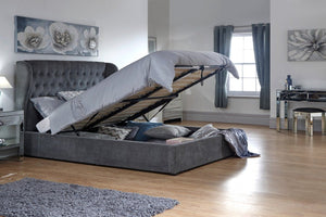 What is a gas lift Ottoman bed ?