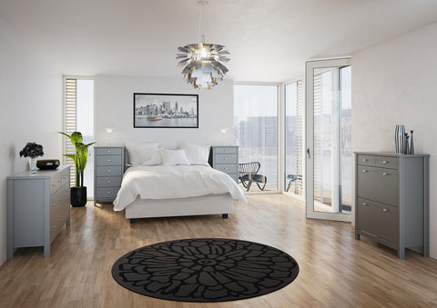 Grey Bedroom Furniture Collection-Better Bed Company