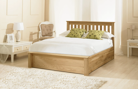Double Wooden Bed Frame-Better Bed Company