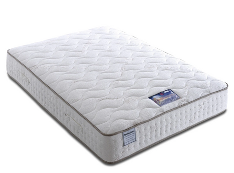 Latex And Sprung King Size Mattress-Better Bed Company