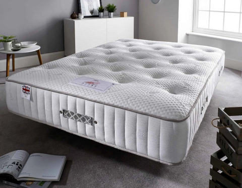 No Spring Mattress-Better Bed Company
