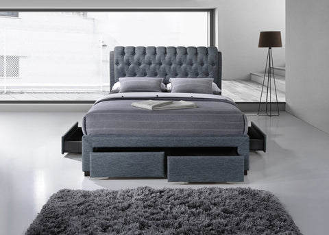 Artisan Bed Company Draw Fabric Bed-Better Bed Company