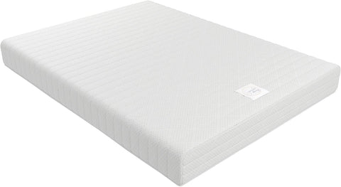 Reflex foam and pocket spring super king size mattress