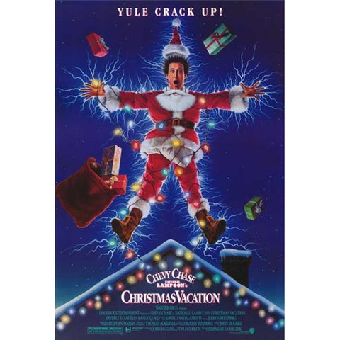 national lampoon's christmas vacation cover