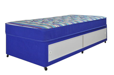 Airsprung Beds Billy Divan Bed Slide Store-Better Bed Company