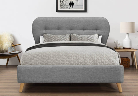 Ash Fabric Bed-Better Bed Company