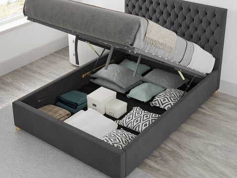 Are Ottoman beds flat packed ? Double Ottoman Bed-Better Bed Company
