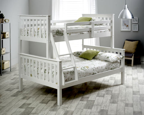 Small Double Bunk Bed-Better Bed Company
