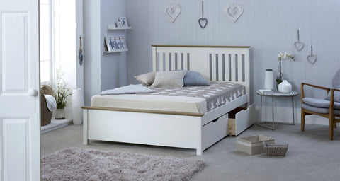 Bedmaster Chester Bed Frame-Better Bed Company