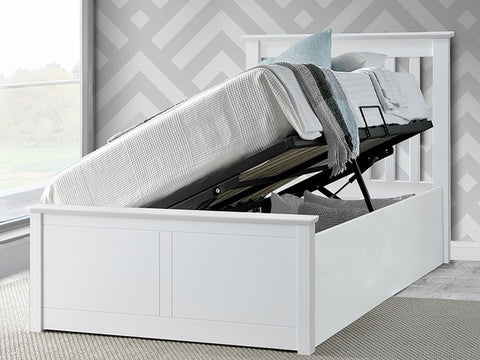 Bedmaster Francis Ottoman Single Bed