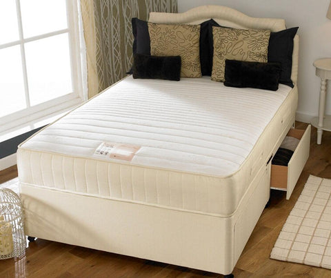 Bedmaster Small Double Memory Foam Mattress And A Bed-Better Bed Company