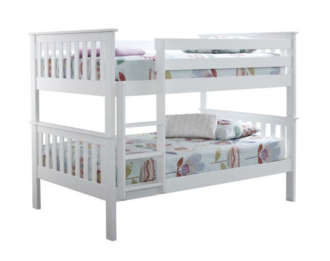 Small Double Bunk Beds