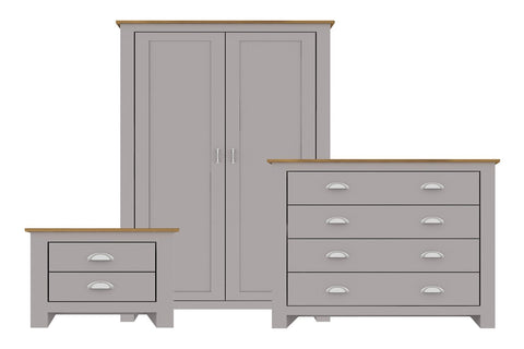 Better Lancashire Bedroom Furniture Set-Better Bed Company