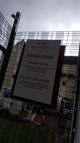 Haydock Race Course Dress Code Image