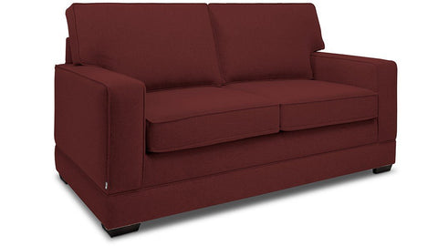 Jay Be Sofa Bed In Aubergine-Better Bed Company